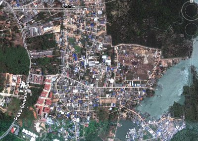 Phuket villagers protest land claim via dubious title deed | The Thaiger