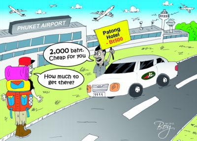 Phuket Projects: 'Benefits' at odds with people's choice | The Thaiger