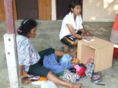 House fire leaves Phuket poor homeless | The Thaiger