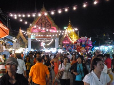 Phuket crowds flock to Chalong Temple Fair | The Thaiger
