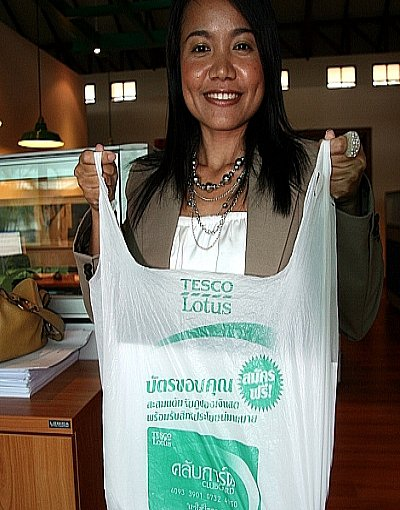 "Phuket ""anti plastic bag' campaign kicks into gear | The Thaiger"