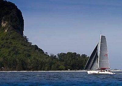Phuket regatta heads home for the awards | The Thaiger