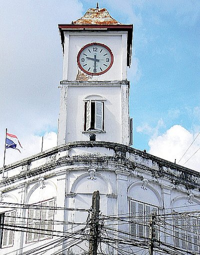 Restoring the historical buildings of Phuket Town | The Thaiger