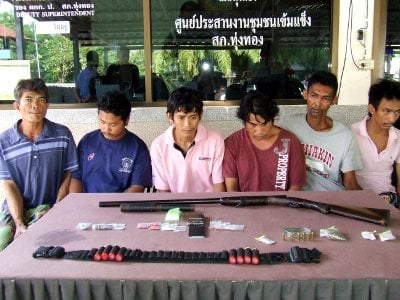 Former monk arrested for drugs in Phuket | The Thaiger