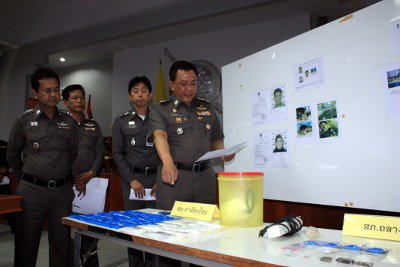 Phuket Police keep the heat on drug dealers | The Thaiger