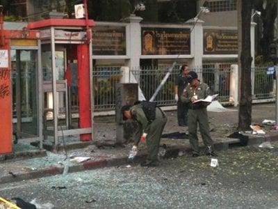 Phuket Gazette: Bomb blasts in Bangkok | The Thaiger