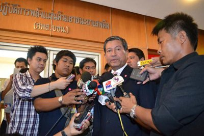 Phuket Gazette: Thai Deputy Premier wants fast execution of drug convicts | The Thaiger