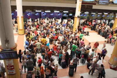 Phuket struggles to airlift stranded Air Australia tourists | The Thaiger