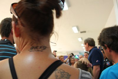 Air Australia tourists tired, angry over Phuket ordeal | The Thaiger