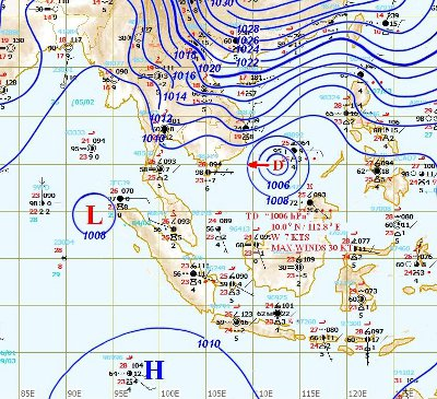 Phuket forecast: good chance of rain this weekend | The Thaiger