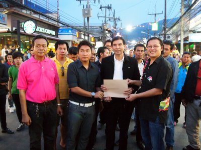 Prompong in Phuket to launch tourist safety campaign | The Thaiger