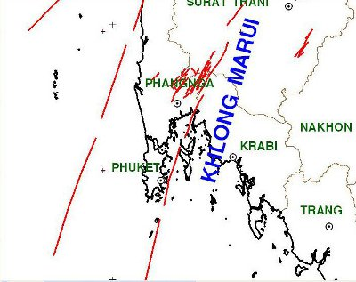 Tremor hits Phang Nga, no damage reported | The Thaiger