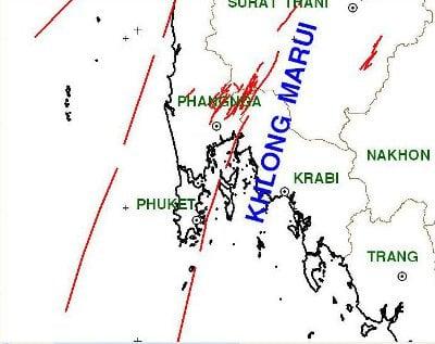 Tremor hits Phang Nga, no damage reported | The Thaiger