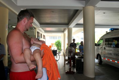 Pregnant Swede still in Phuket hospital after chlorine gas exposure | The Thaiger