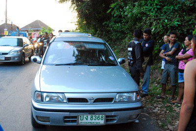 Phuket Police investgate mysterious roadside death | The Thaiger