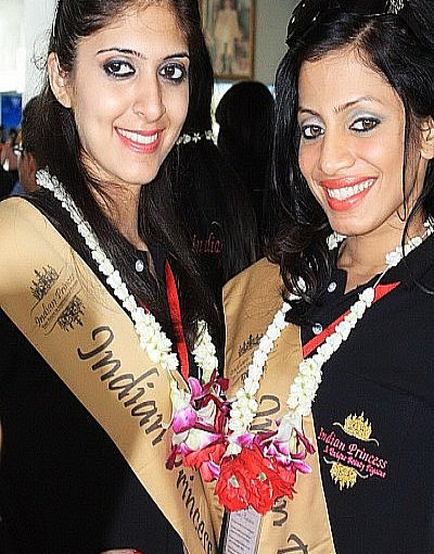Beauties and the beach: Indian pageant contestants hit Krabi | The Thaiger