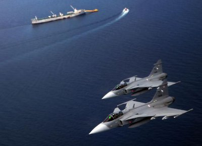 Swedish Gripen jet fighters in tests over Phuket | The Thaiger