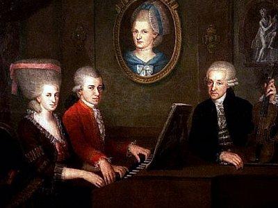 Phuket Gazette: Unknown Mozart piece discovered in Austria | Thaiger