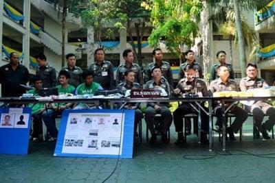 Phuket Gazette: Drug-crime busters accused of possessing drugs | The Thaiger