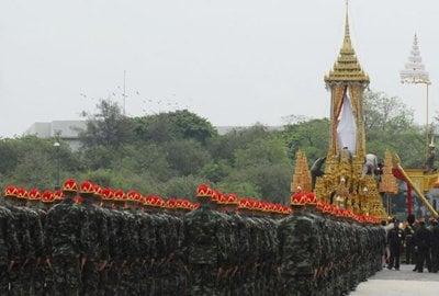 Phuket Gazette: Ceremony rehearsal | The Thaiger