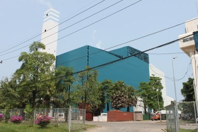 """Phuket's new incinerator online """"by May' 