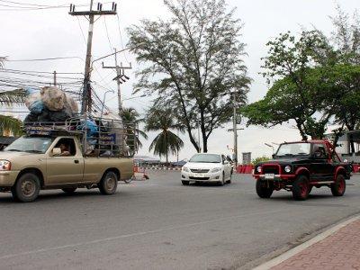 Phuket's Patong one-way system to go anti-clockwise from June | The Thaiger