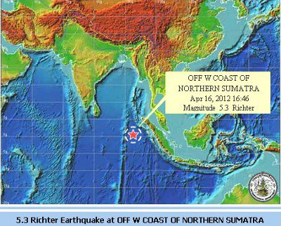 Breaking News: No tsunami warning or evacuation order yet: Phuket DDPM | The Thaiger