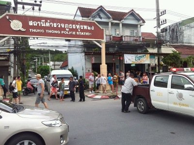 Phuket Police re-open road to Patong as earthquake fears subside | The Thaiger