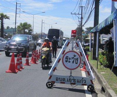 Phuket Songkran Seven Days of Danger road toll latest: 3 dead, 32 injured | The Thaiger