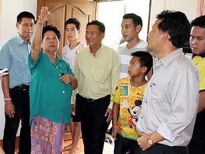 Fear of recurring earthquake stresses Phuket villagers | The Thaiger