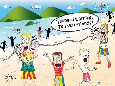 Phuket Opinion: Tsunami evacuation shortfalls resurface | The Thaiger