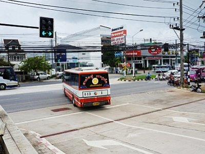 Buses roll out of Phuket Bus Terminal 2 | The Thaiger
