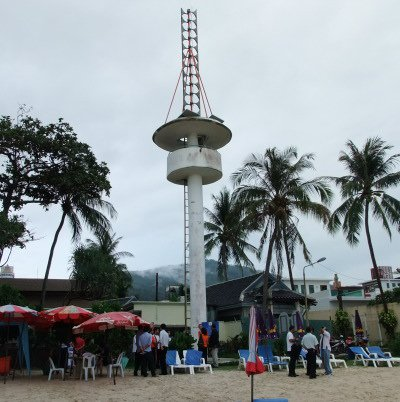 Failed Phuket tsunami warning towers spark full test | The Thaiger