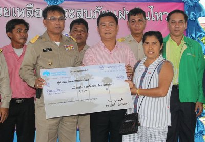 Phuket earthquake victims receive government payout | The Thaiger