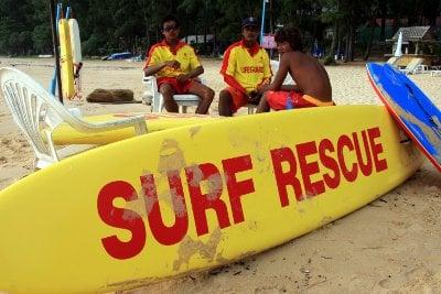 Lifeguards back on Phuket beaches on Monday | The Thaiger