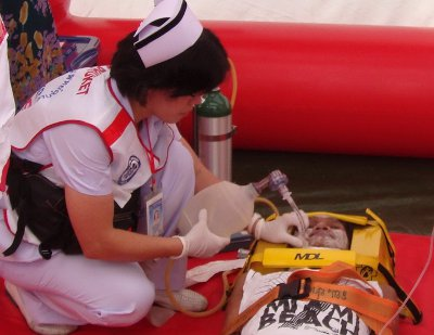 Phuket stages earthquake drill to calm fears | The Thaiger