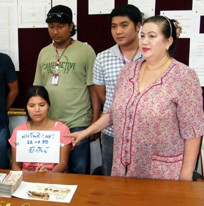 Burmese maid cleans house, gets nabbed by Phuket police | The Thaiger