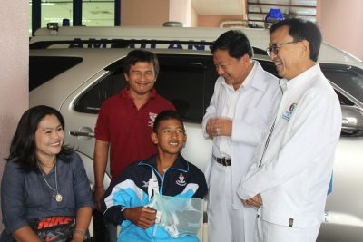 Phuket Games athlete released from hospital and heading home | The Thaiger