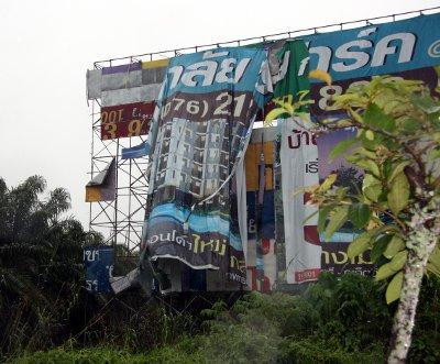 Wild monsoon weather interrupts Phuket power supply   The Thaiger