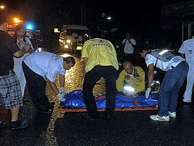 Phuket woman loses husband, then killed in hit-and-run | The Thaiger