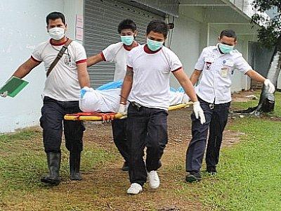 Phuket homeless man found dead at Saphan Hin | The Thaiger