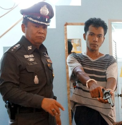 Phuket Execution: Two suspects confess, one maintains innocence | The Thaiger