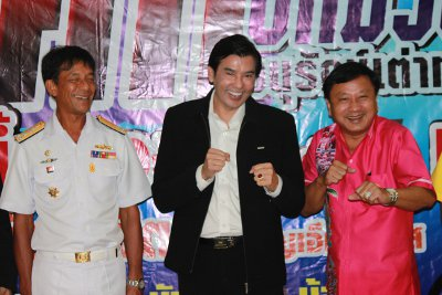Boxing title fight to raise funds for Phuket sea turtle research | The Thaiger
