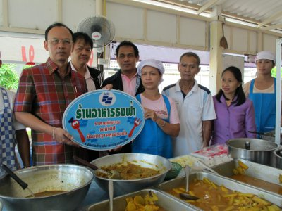 Cheap eats: Phuket curry shops get Blue Flags | The Thaiger