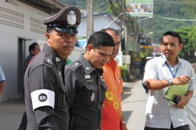 Fatal knife attack: Phuket police scour island for two suspects | The Thaiger