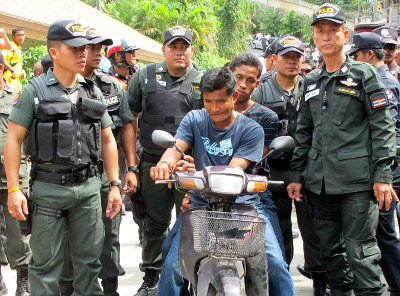 """Phuket killer: """"I just wanted the money' 
