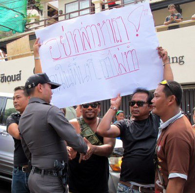 Phuket locals outraged by stab attack re-enactment | The Thaiger