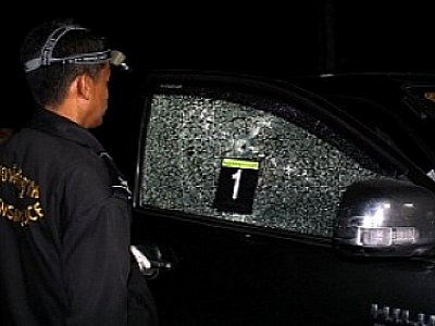 Phuket prison officer shot and robbed of Bt 3mn | The Thaiger