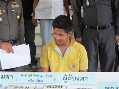Phuket Police crack motorbike theft gang in Kamala | The Thaiger