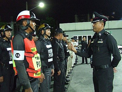 Phuket Police chief orders more night patrols | The Thaiger